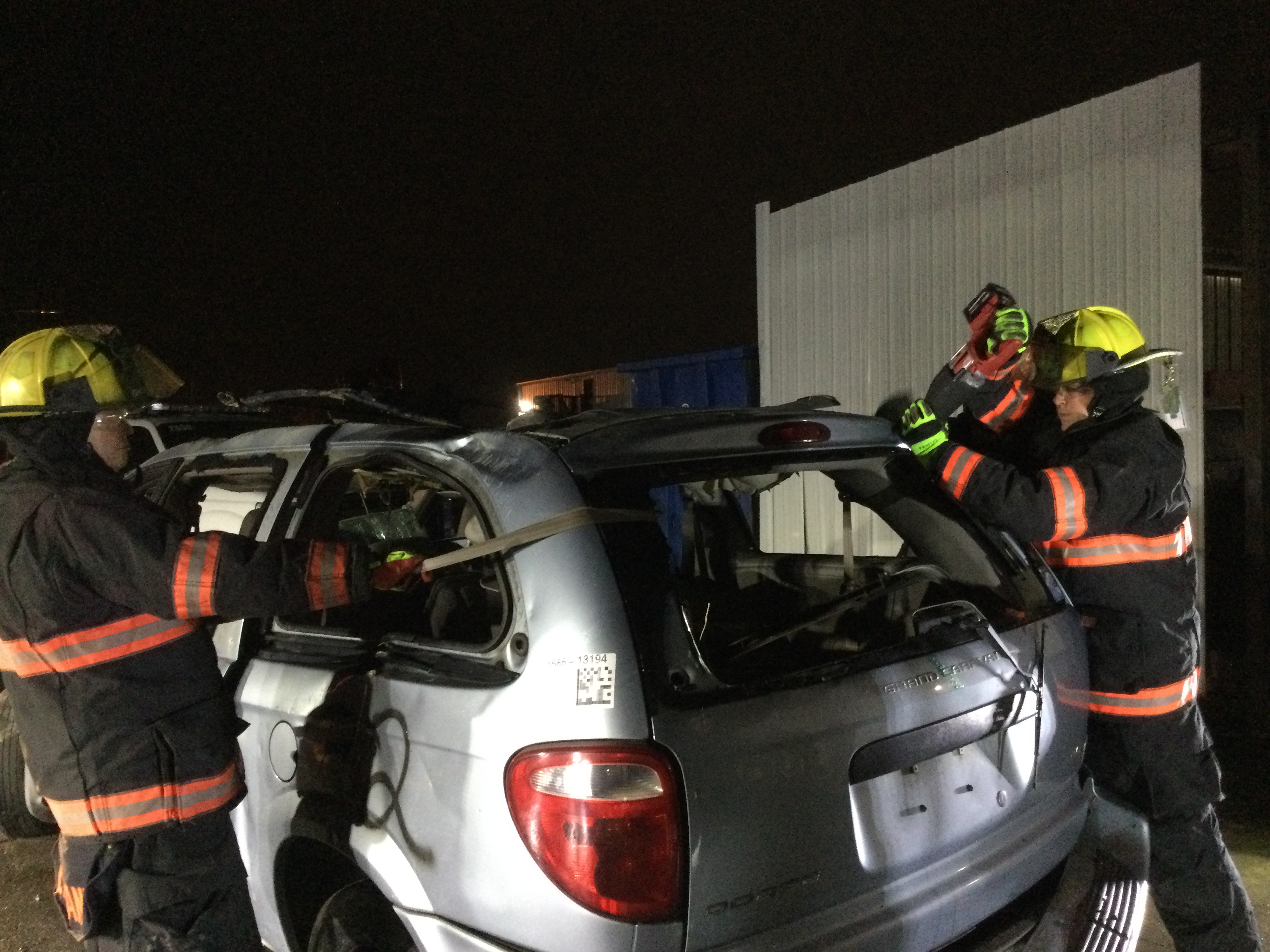 Extrication Training