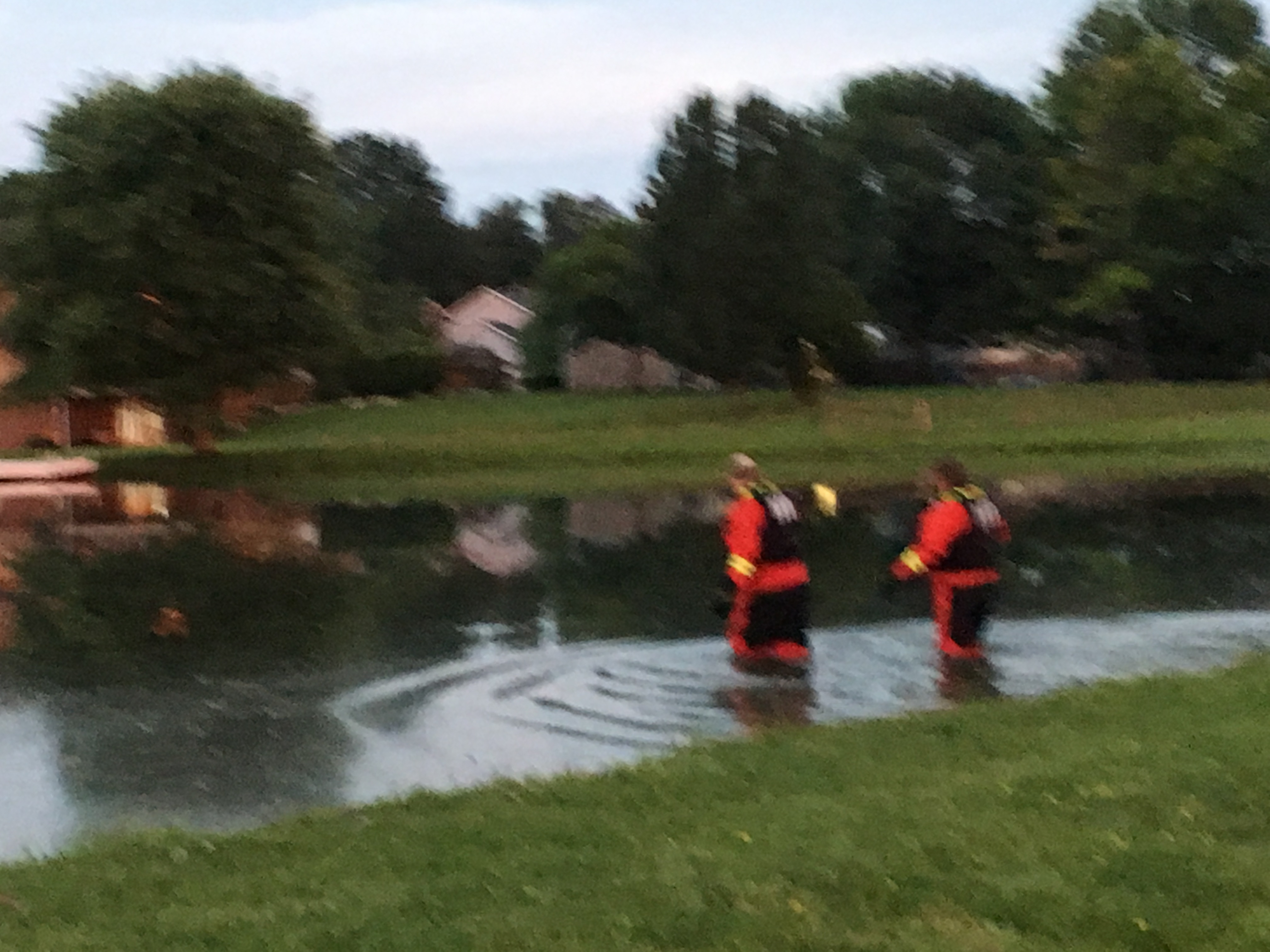 Water Rescue Class